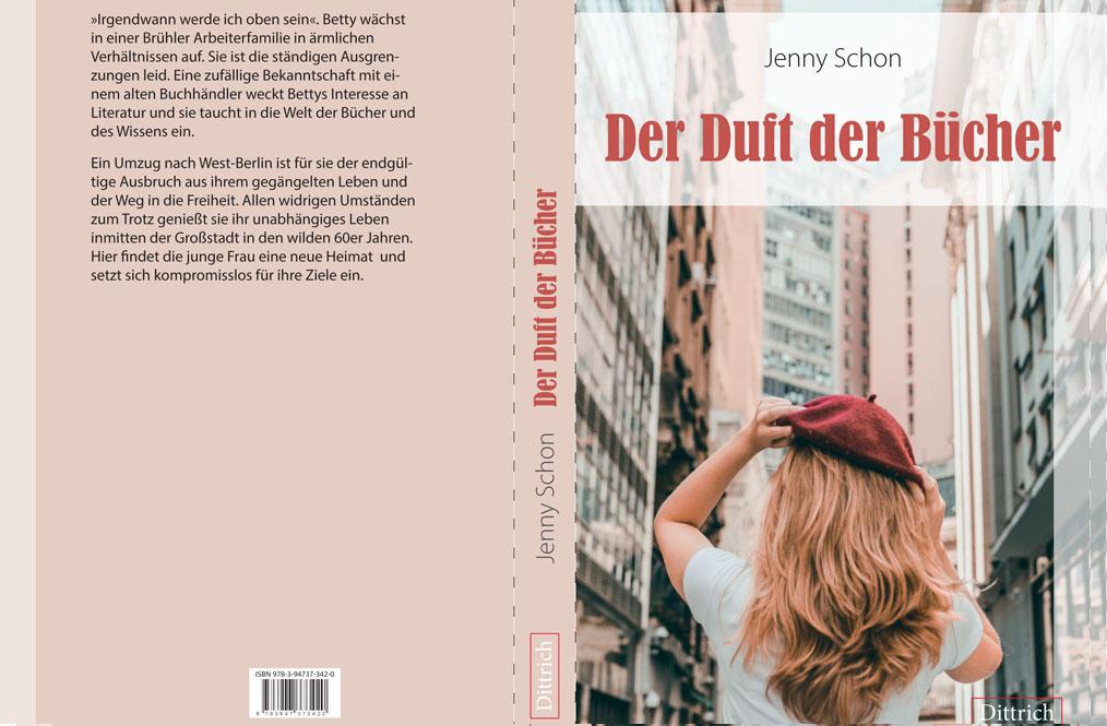 Jenny Schon liest zum Frauentag