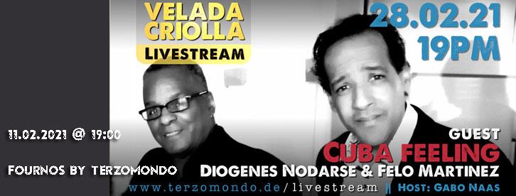 Cuba Feeling - Velada Criolla