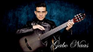 Gabo und seine Gitarre
