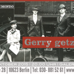 plakat von Gerry getz Chet im terzomondo