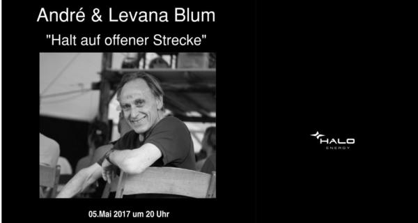 Halt auf offener Strecke - André Blum