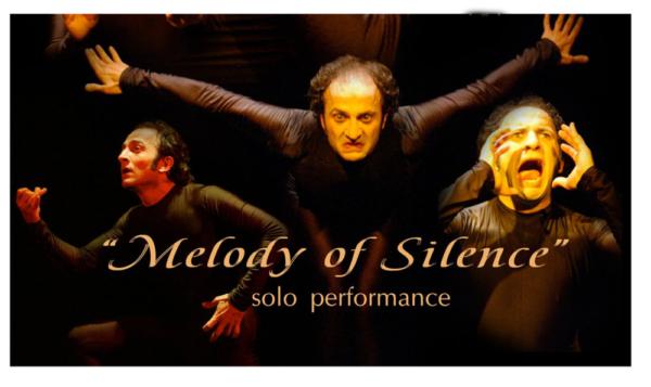 Melodie der Stille - Pantomime mit Hamlet Chobanyan