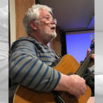 Peter Wray an der Gitarre