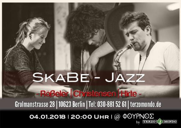 SkaBe - Jazz .. die Erste