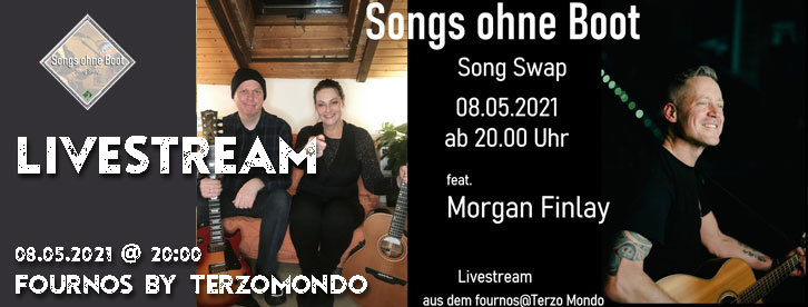 Songs ohne Boot – Song Swap feat. Morgan Finlay