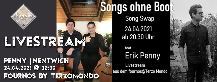 Songs ohne Boot – Song Swap feat. Erik Penny