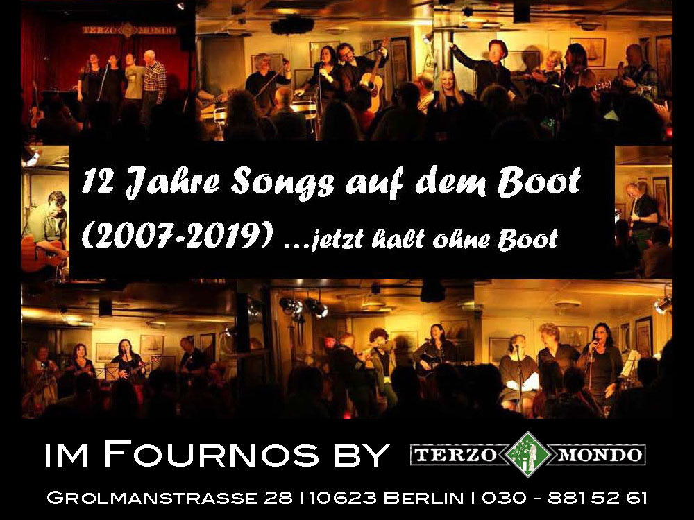 Songs ohne Boot - 13