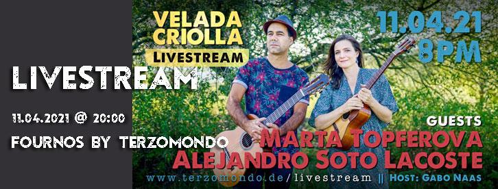 Marta y Alejandro Soto - Velada Digital