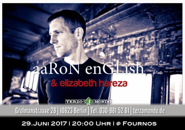 Aaron English & Elizabeth Hareza