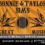 bonnie+taylor spielen im fournos