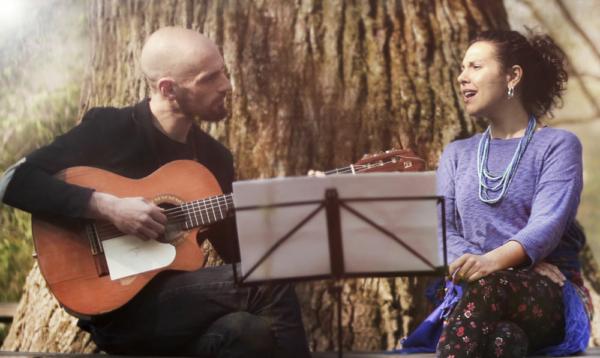 Brazilian Bossa Nova Duo