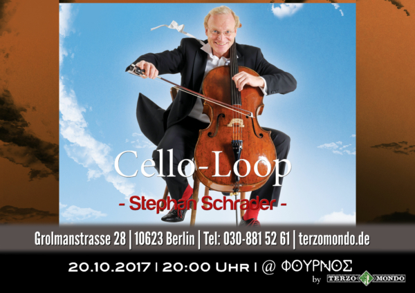 Cello-Loop - Stephan Schrader