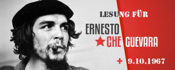 Eine Lesung für Che ...