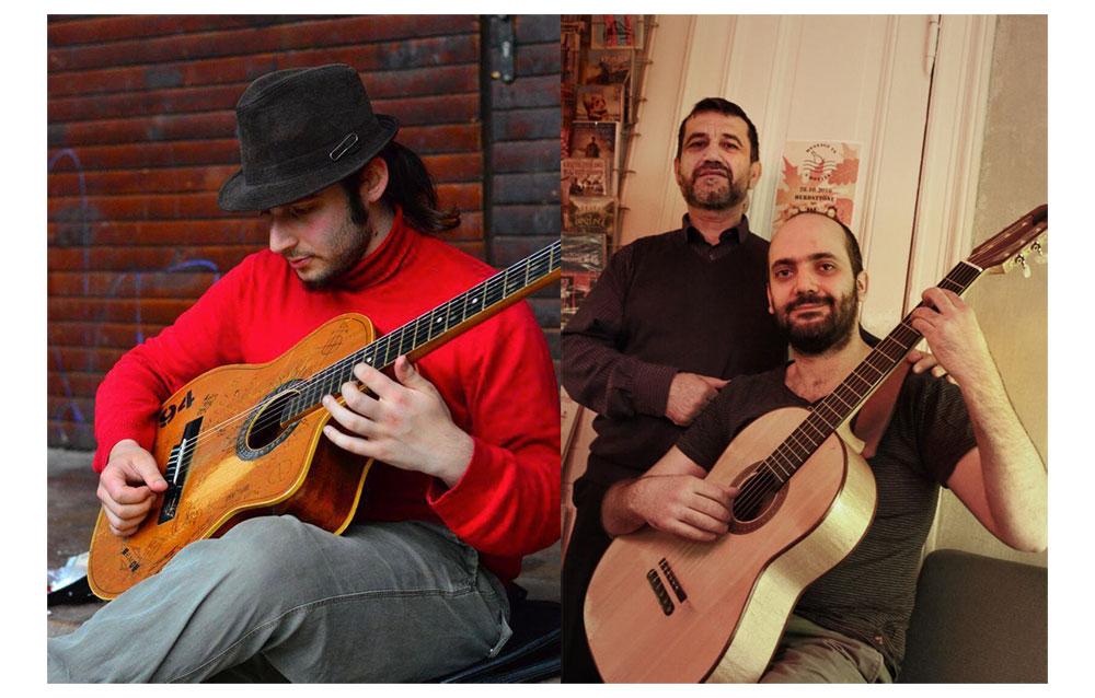 Bild der Musiker