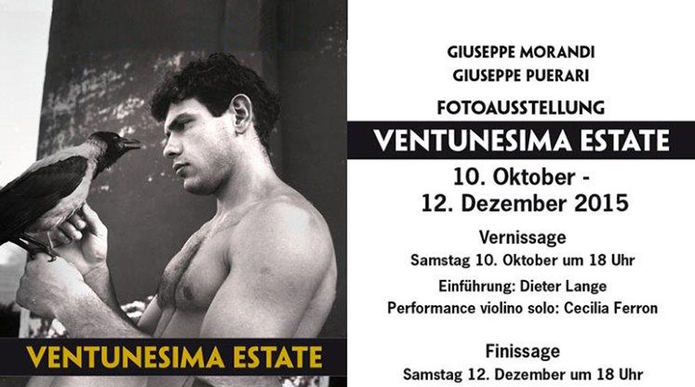 Ventunesima Estate Ausstellung