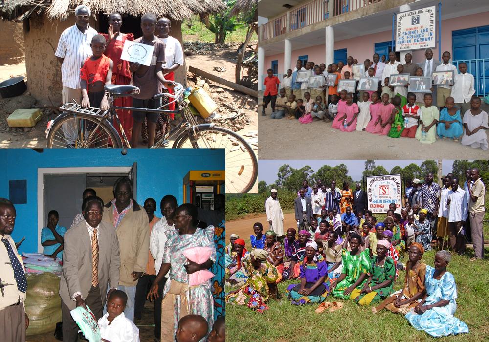Benefizkonzert - Hilfe für Afrika