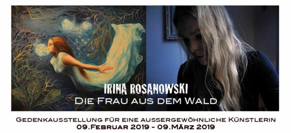 Irina Rosanowski - Gedenkausstellung