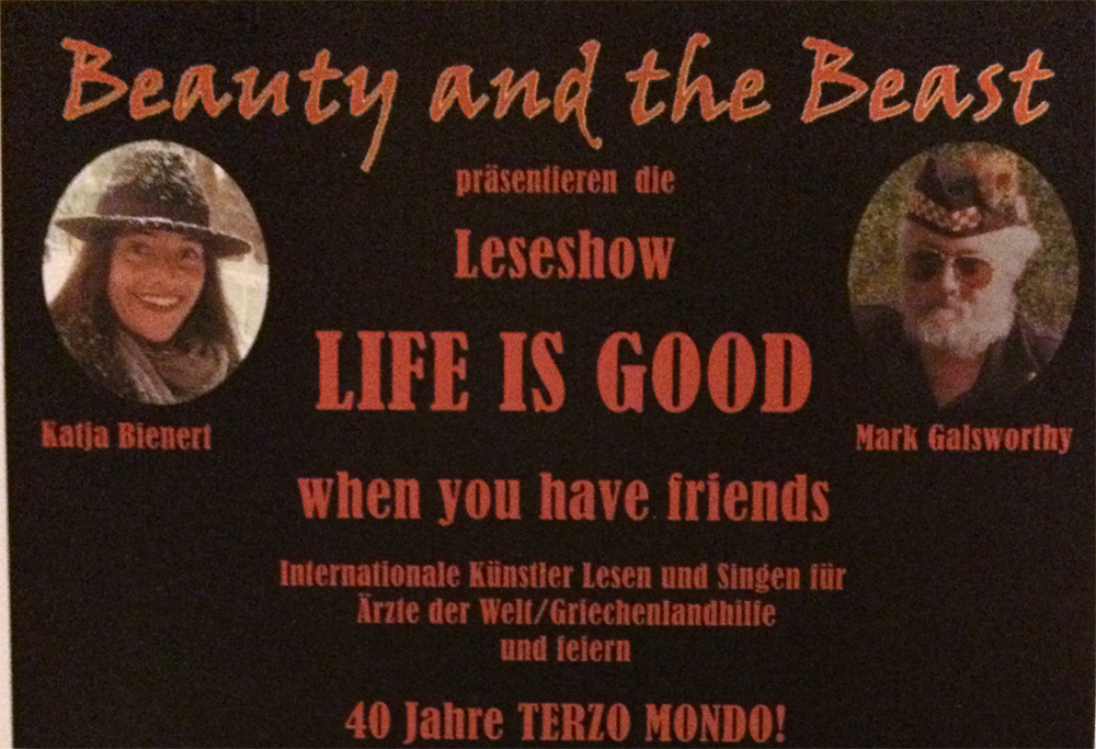 life is good in Terzo Mondo