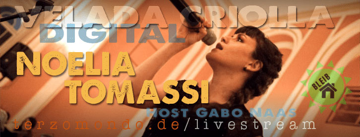 Livestream - Velada Criolla