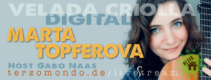 livestream marta topferova