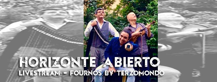 LiveStream - Horizonte Abierto