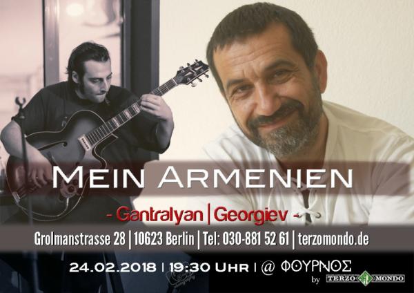 MEIN ARMENIEN