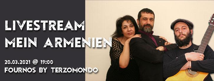 Mein Armenien - livestream