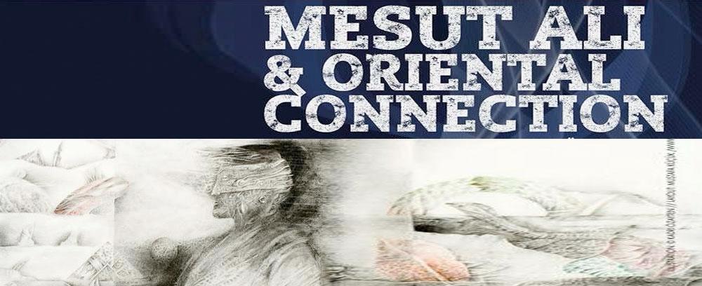 poster of oriental connection at terzo mondo