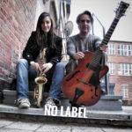 Bild der beiden Musiker