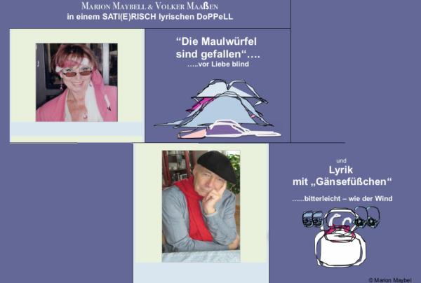SATI(E)RISCH lyrisches DoPPeLL