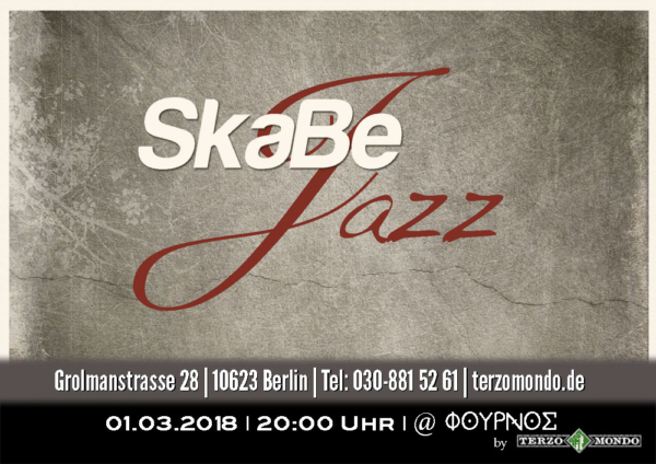 Skabe Jazz .. die Dritte