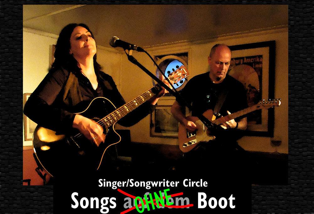 Songs ohne Boot - Auftakt