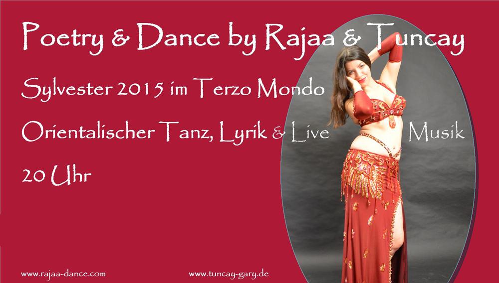 poetry and dance an sylvester im terzo mondo