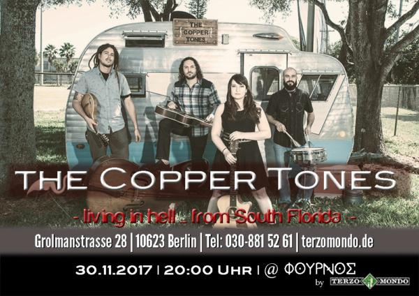 the Copper Tones (USA)